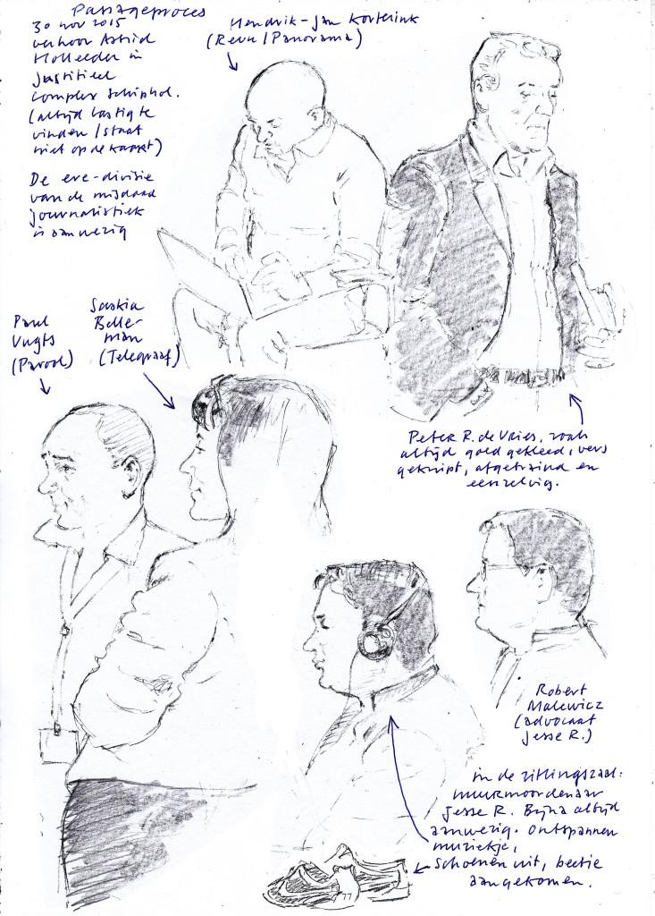Op de Huid afl. 1. verhoor Astrid Holleeder p.1